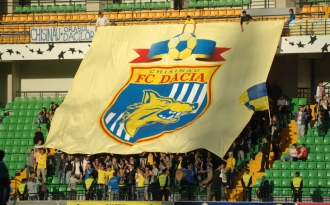 Federația de Fotbal a Moldovei a amendat Dacia cu 20 mii de lei
