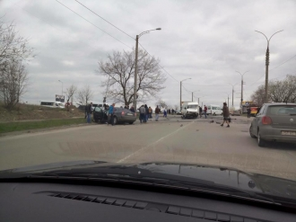 Şoferul microbuzului, implicat în accidentul de la Ciocana, a decedat
