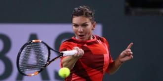 Simona Halep a pierdut în sferturi la Indian Wells, 4-6, 3-6, în fața Serenei Williams