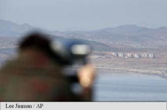 Coreea de Nord a tras două rachete balistice