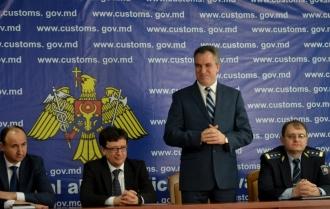 Vitalie Vrabie este noul șef al Serviciului Vamal