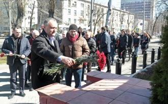 Socialiştii au comemorat victimele accidentului aerian de la Rostov pe Don