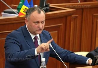 Igor Dodon: Alegerile prezidențiale 2016 sunt ultima șansă de a evita aderarea Moldovei la NATO și unirea cu România