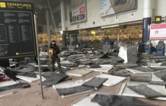 Explozie la metroul din Bruxelles în apropiere de Consiliul Europei, după cele de la aeroport