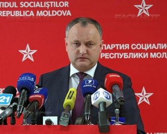 Dodon către Iohanis: Bucureștiul trebuie să demonstreze că respectă statalitatea și independența RM