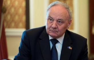 Сегодня истекает мандат президента РМ Николая Тимофти