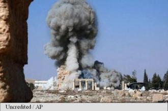 Forțele guvernamentale au intrat în Palmira, ocupată de Statul Islamic
