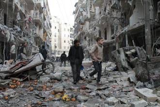 Războiul din Siria: Armata redobândeşte oraşul Palmira, care era controlat de reţeaua teroristă Stat Islamic