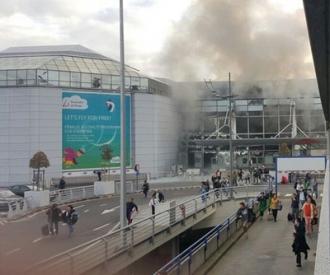 Bilanţul atentatelor din Bruxelles, revizuit. Sunt 28 de victime şi cei trei kamikaze