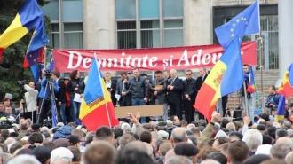 """Platforma """"DA"""" anunță despre reluarea protestelor"""