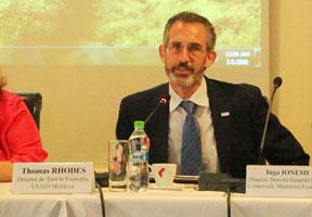 Moldova poate deveni lider în regiune în domeniul TIC – Thomas Rhodes