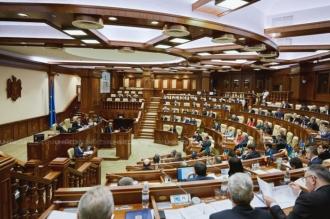 Legea care îi oferă lui Chirtoacă mai multe atribuții nu a fost introdusă pe ordinea de zi
