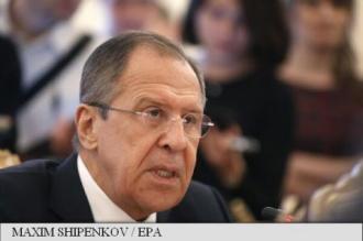 Lavrov: Moscova nu este interesată în escaladarea confruntării cu NATO