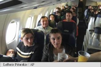 Acord UE-Ankara: Un prim grup de migranți sirieni a ajuns din Turcia în Germania
