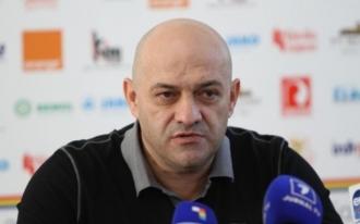 Ion Testemițanu și-a dat demisia din funcţia de vice-preşedinte al FMF
