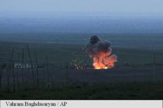 Conflict în Nagorno-Karabah: Un obuz lansat de forțele armene a căzut în nordul Iranului