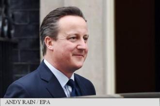 Premierul Marii Britanii, somat să dea explicații pe marginea scandalului