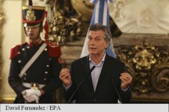 Președintele Argentinei, anchetat în dosarul