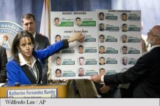 SUA destructurează o rețea de spălare de bani având legături cu 'El Chapo'