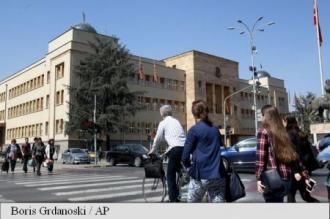 În Macedonia vor avea loc alegeri parlamentare anticipate pe 5 iunie