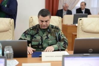 Șeful Marelui Stat Major al Armatei Naționale, Igor Gorgan,  demis prin decret prezidențial