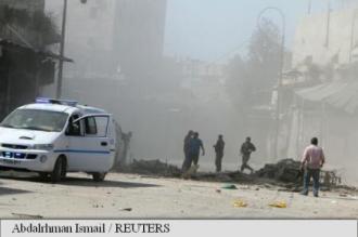 Siria: 22 de civili uciși la Alep, armistițiul tot mai fragil