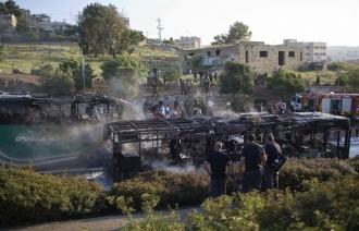 Posibil atac terorist în Ierusalim: cel puţin 20 de persoane au fost rănite după o explozie la bordul unui autobuz