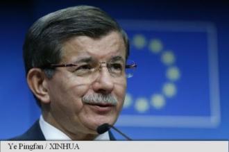 Davutoglu: Dacă regimul vizelor nu va fi liberalizat până în iunie, Turcia nu va mai onora acordul cu UE privind migrația