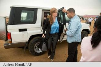 Camerun: Copil lovit mortal de o mașină din convoiul ambasadoarei SUA la ONU