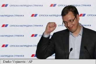 Serbia: Victorie categorică a premierului Aleksandar Vucic la alegerile anticipate