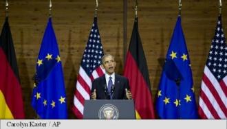 Obama: Lumea are nevoie de o Europă puternică și unită
