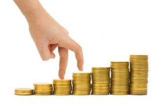 Salariul mediu în Moldova a crescut într-un an cu 9,7%
