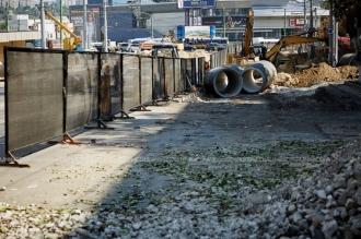 Un nou termen promis de autoritățile municipale pentru finalizarea lucrărilor de reparație a bulevardului Negruzzi