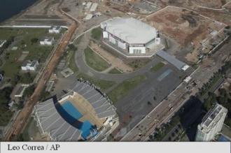Brazilia: 11 morți în ultimii trei ani pe șantierele pentru Jocurile Olimpice (raport oficial)