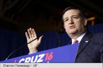 SUA: Ultraconservatorul Ted Cruz abandonează cursa pentru Casa Albă