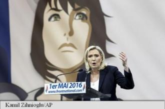 Marine Le Pen consideră 'ingerință' intenția Angelei Merkel de a lupta împotriva ascensiunii Frontului Național în Franța