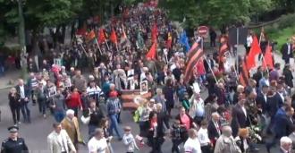 Marșul Victoriei a întrunit deja peste 20 de mii de persoane