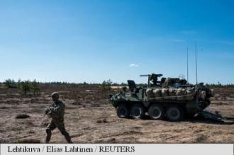 Finlanda: Proteste după ce a început un exercițiu militar americano-finlandez