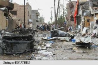 Cel puţin 50 morţi, în urma unui atac cu maşină-capcană la Bagdad, revendicat de Stat Islamic