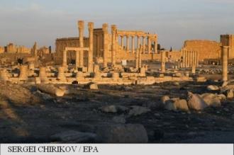 Siria: Gruparea jihadistă SI a izolat orașul Palmira