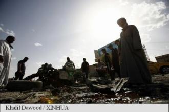 Irak: Doi polițiști au fost uciși și alți opt au fost răniți de atentatori sinucigași la Abu Ghraib