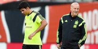 Diego Costa ar putea rata Campionatul European! Variantele lui Del Bosque pentru atac