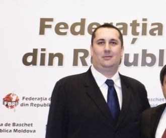 Preşedintele Federaţiei moldoveneşti de baschet, reținut de CNA