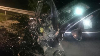 Accident cumplit pe traseul Chișinău-Leușeni; trei persoane au murit