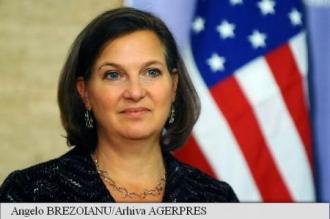 Victoria Nuland la Moscova pentru discuții cu privire la criza ucraineană