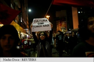 Brazilia: Clădiri publice ocupate în 11 orașe împotriva unei decizii a noului guvern