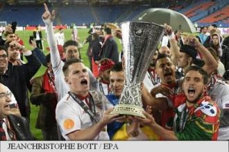 Sevilla a câștigat Europa League, după 3-1 în finala cu Liverpool