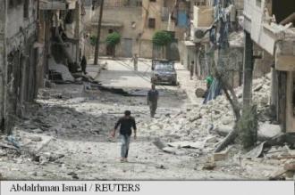 Siria: 21 de civili uciși în bombardamente ale regimului în centrul țării (OSDO)