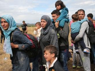 Peste 54.000 de imigranţi au ajuns în Grecia de la începutul acestui an