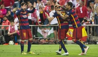 FC Barcelona castiga Cupa Spaniei dupa prelungiri